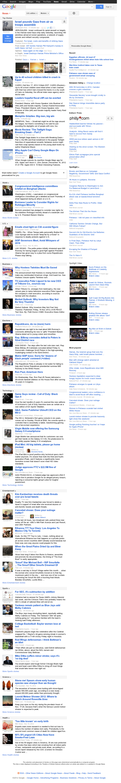 Google News at Saturday Nov. 17, 2012, 9:10 a.m. UTC