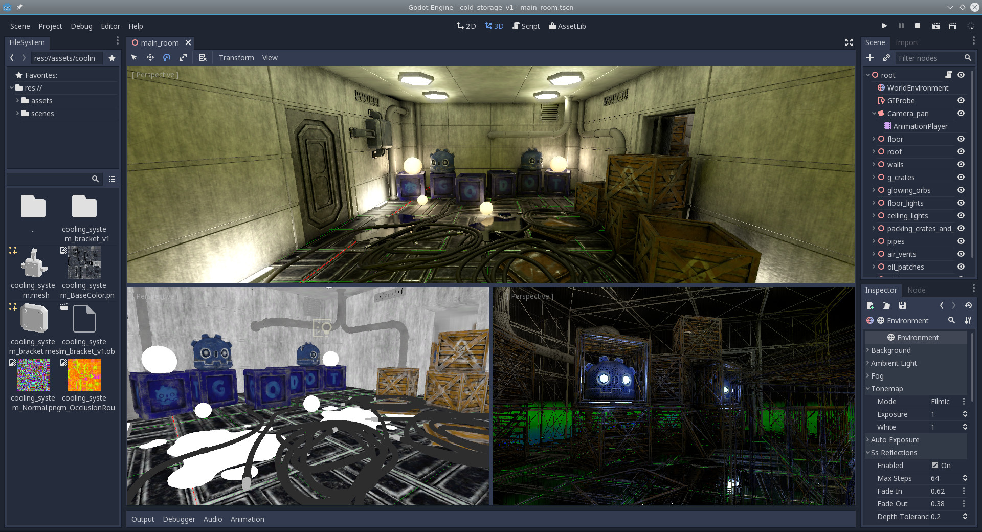 Godot 3.1.2 Stable