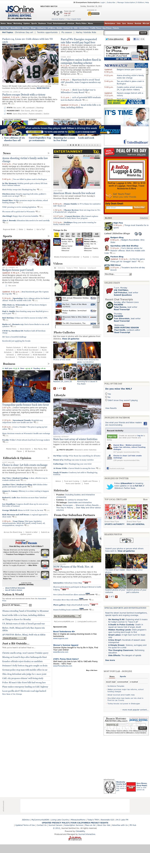 Milwaukee Journal Sentinel at Monday Nov. 19, 2012, 3:19 a.m. UTC
