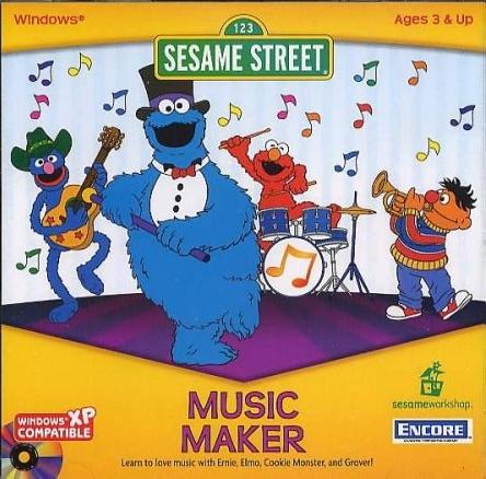 Sesame Street: Music Maker (1999)