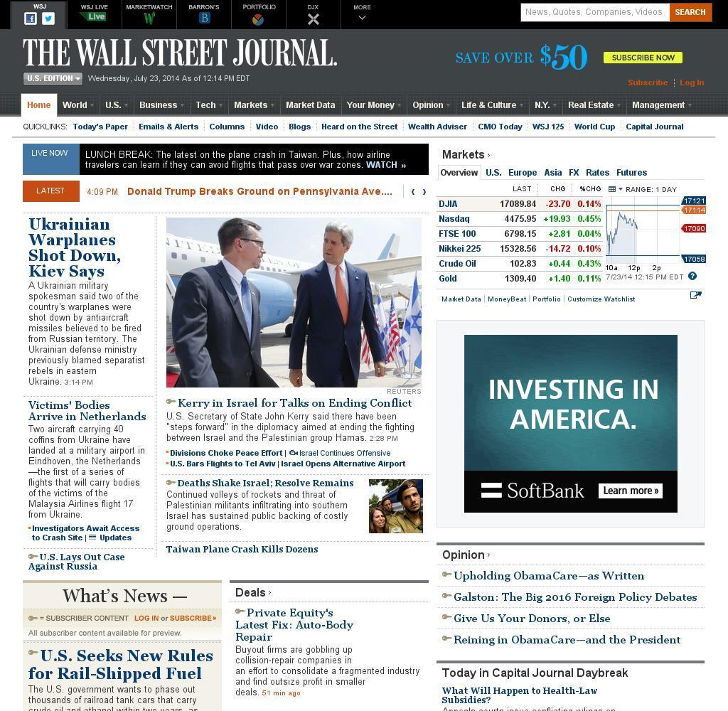 The Wall Street Journal
