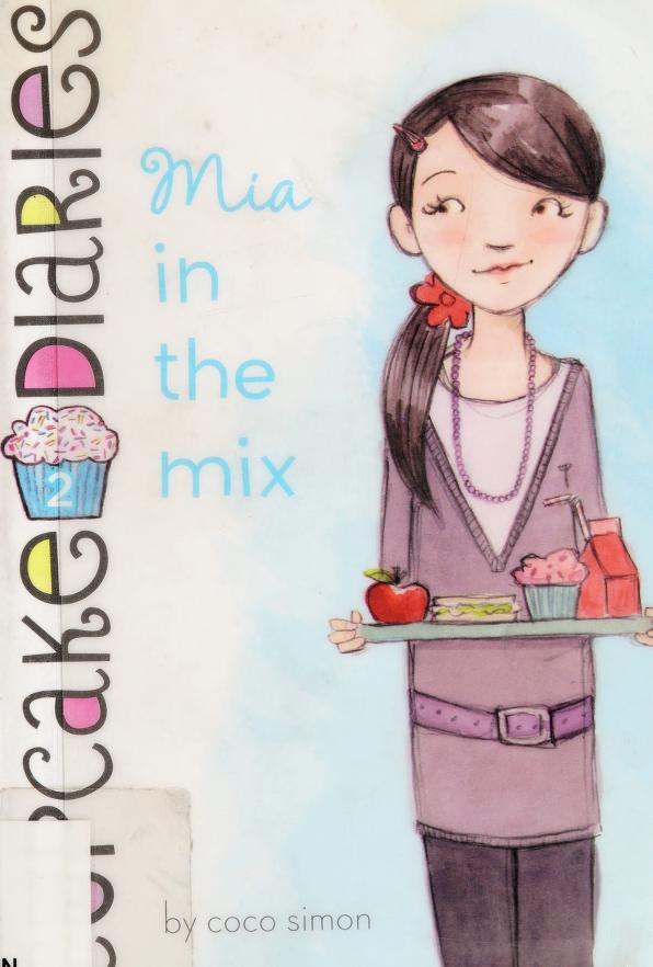 Mia in the mix by Coco Simon