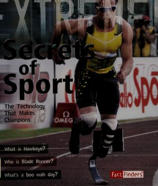 Cover of: Secrets of sport | James de Winter