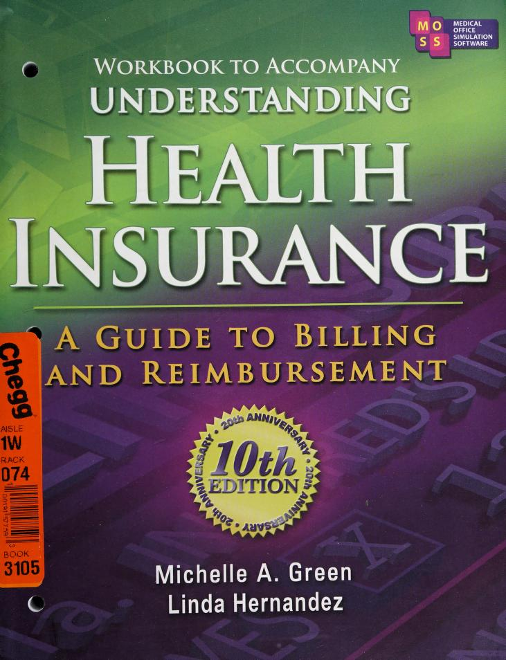 Uniderstanding Health Insurance Workbook by Brisky